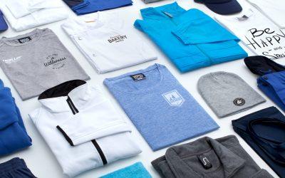Unitedprint breidt haar assortiment van textielproducten uit met 25.000 nieuwe mogelijkheden