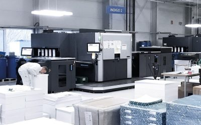 UNITEDPRINT SE Invests in Digital Printing