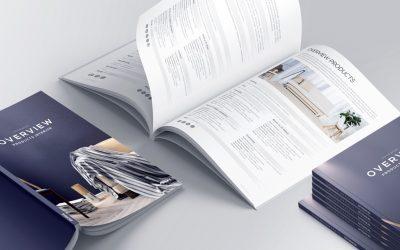 Markteinführung: Neue Budget-Broschüren mit Klebebindung